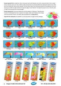 UV Supersoft Flies