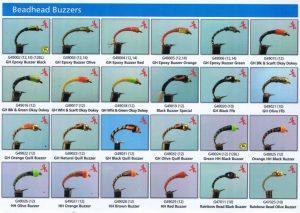 Beadhead Buzzers