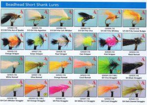 Beadhead Short Shank Lures